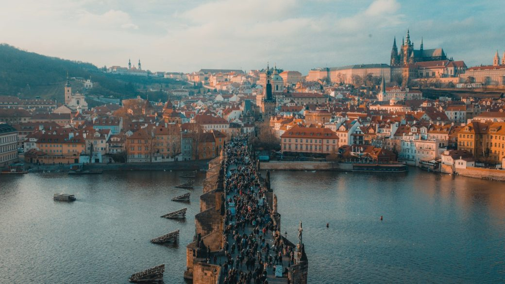 These Three Things: Prague | Bars, Bistros & Bookstores